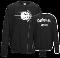 Crackerjacks Sweat shirt Black