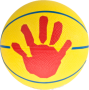 Molten Basketbal SB4-DBB Peanuts maat 4