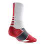 Nike Hyperelite Wit/Rood/Zwart