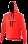 UBALL Varsity Hoodie Red/Black